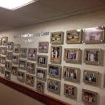 Individally mounted acrylic photo signs