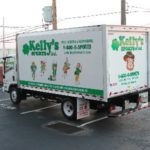 Kelly's Sports http://www.kellyssports.com/ Box Truck Wrap designed and installed in West Chester, PA