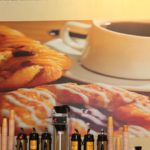 Large format digitally printed photo graphics laminated directly to painted drywall- West Chester, PA