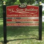 Engraved and Carved Wood Signs