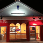 Awning & Dimensional Letters for a Friendly's in Montgomery County