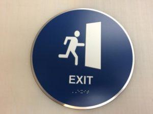 California Exit