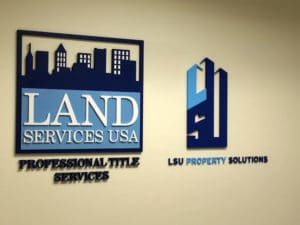 Business Sign project in West Chester
