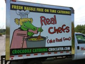 Crocodile Catering