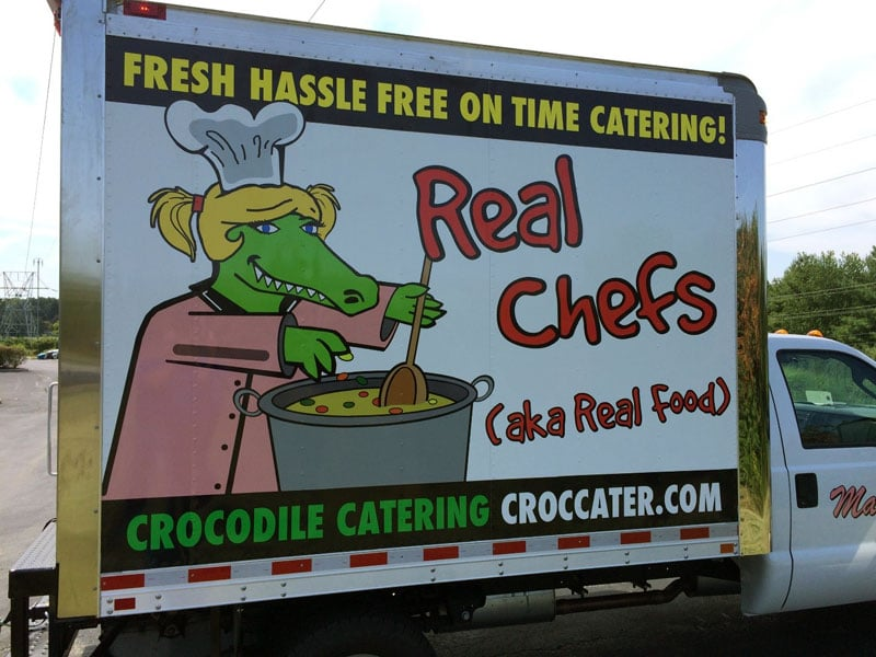 Crocodile Catering
