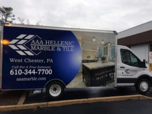 Box Truck Wrap in West Chester