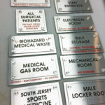 ADA Signs in New Jersey Office
