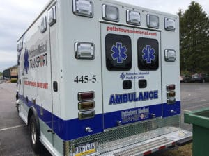 Custom Ambulance Graphic
