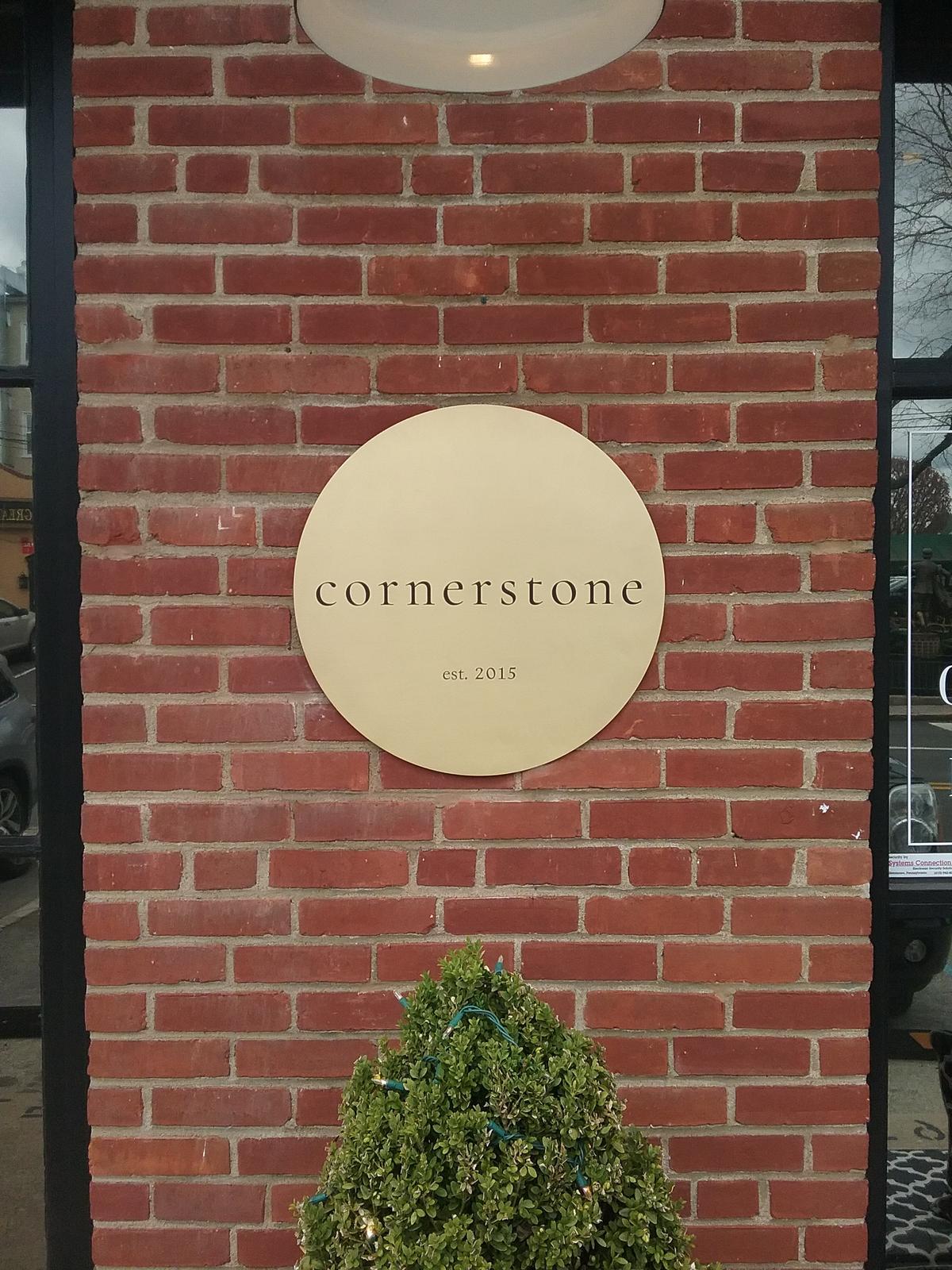Bronze Sign