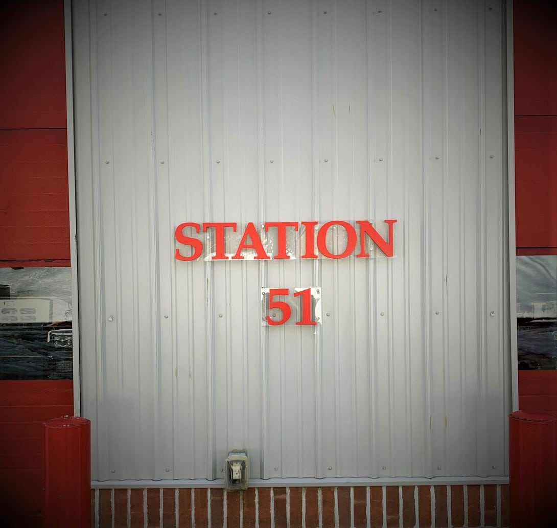 West Chester Station 51